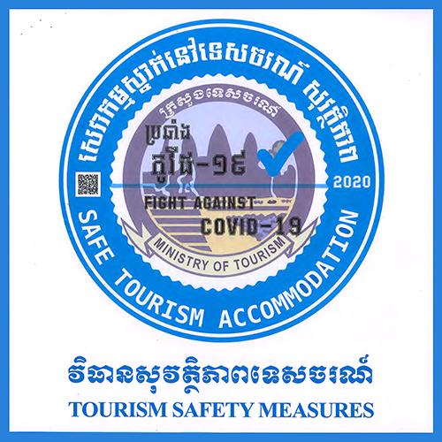 FCC Angkor by Avani: Safe Tourism Certificate - Accommodation